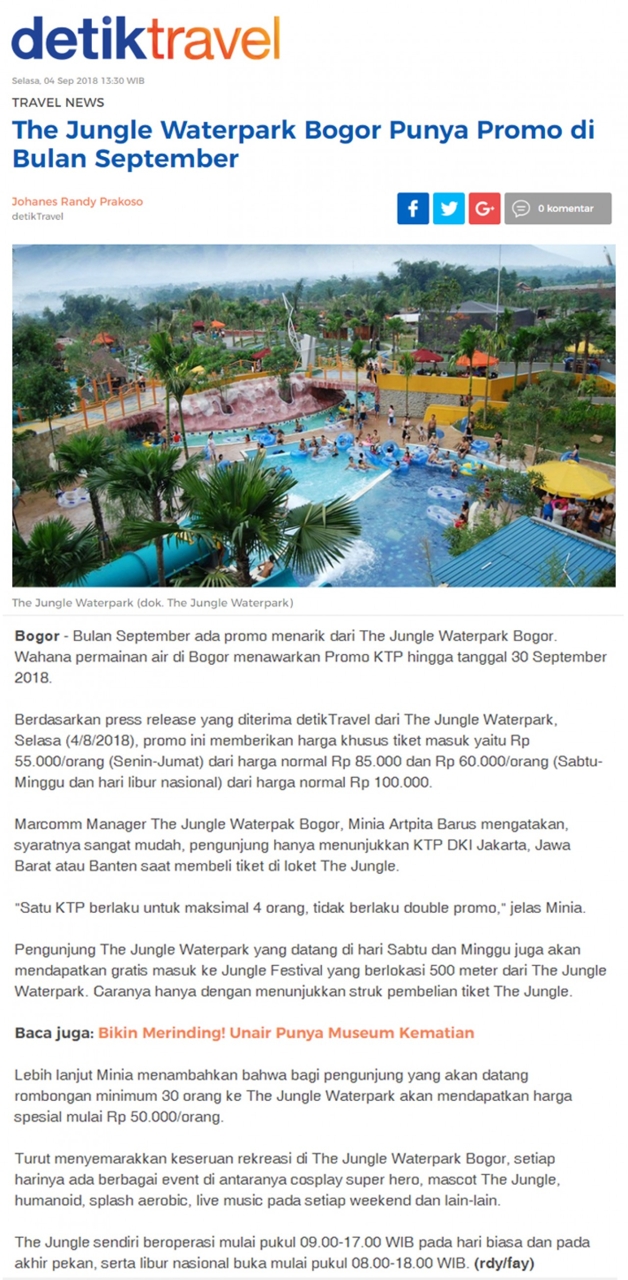 media clipping pt bakrieland development tbk rh bakrieland com